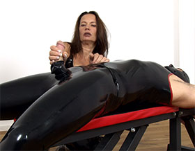 Mistress giving Handjob-Picture2