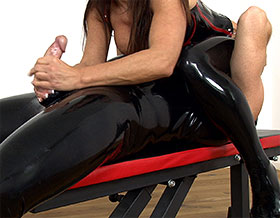 Mistress giving Handjob-Picture3